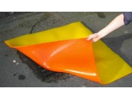Polyurethane cover for drains