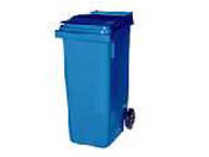 120 litres wheeled trash containers