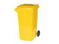 240 litres wheeled trash containers